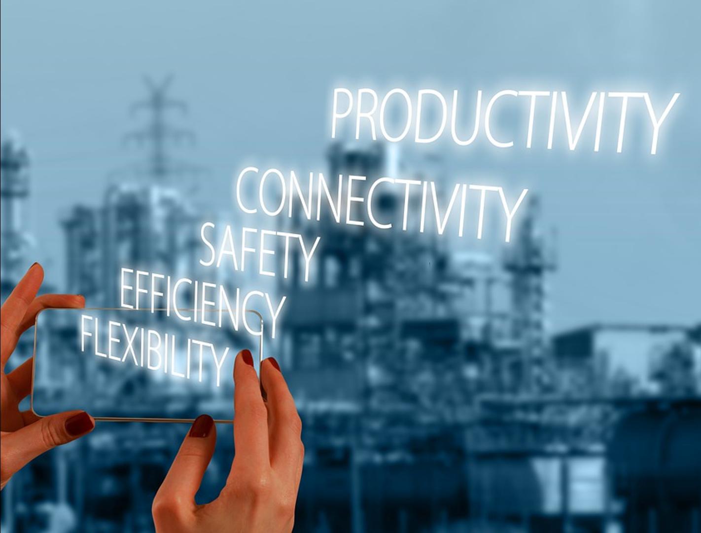 Incrementa la Productividad y Eficiencia